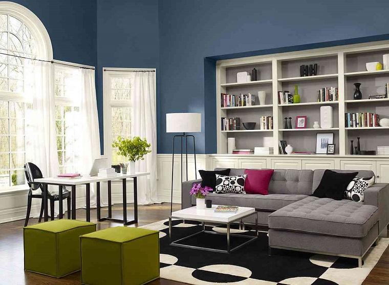 salone-moderno-soluzione-tocchi-colore