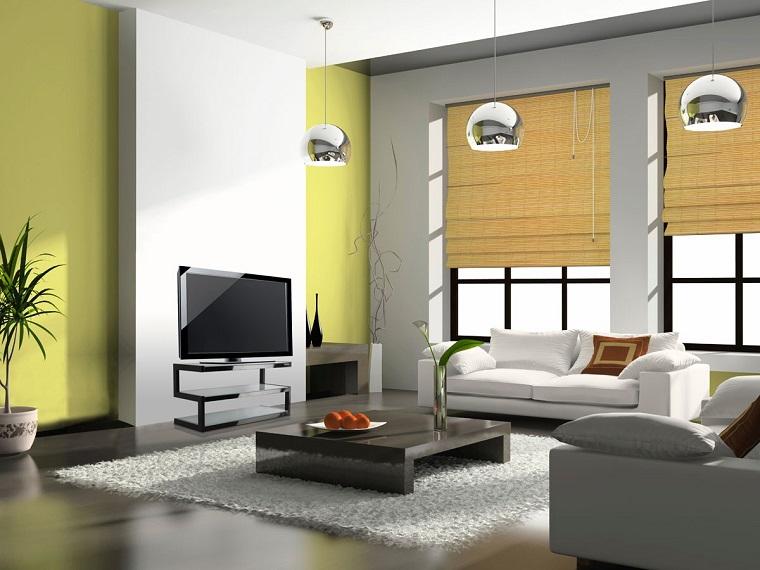 salotto-moderno-idea-linee-squadrate