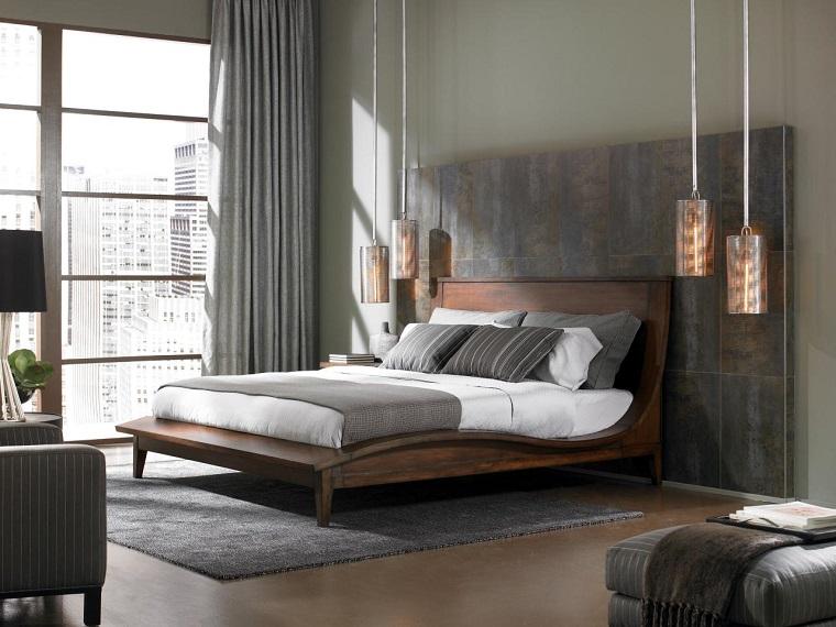 stanza-da-letto-moderna-illuminazione-design