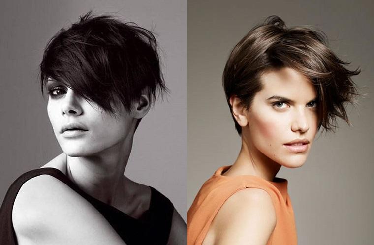 tagli capelli corti-due-proposte-originali
