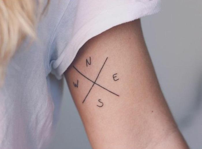 80 idee di tatuaggi piccoli e d'effetto: significato e le ...