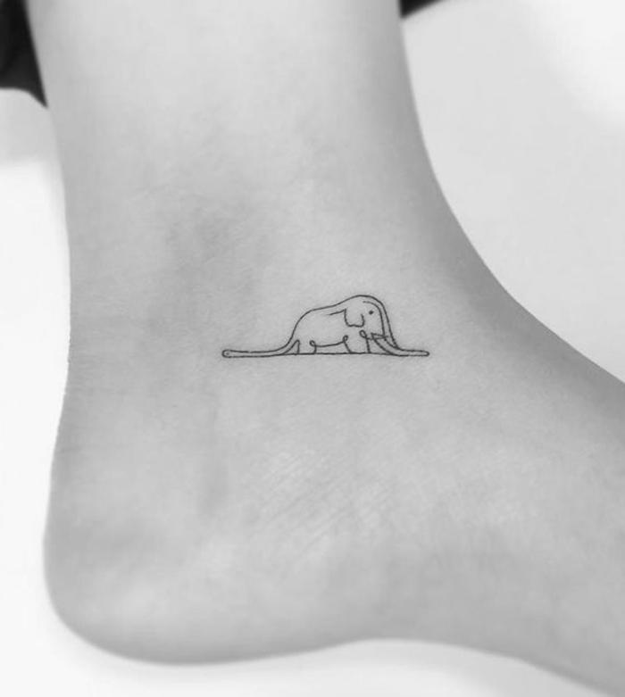 tatuaggi-femminili-elefante-zoomorfo-simbolo-caviglia-piede-uomo