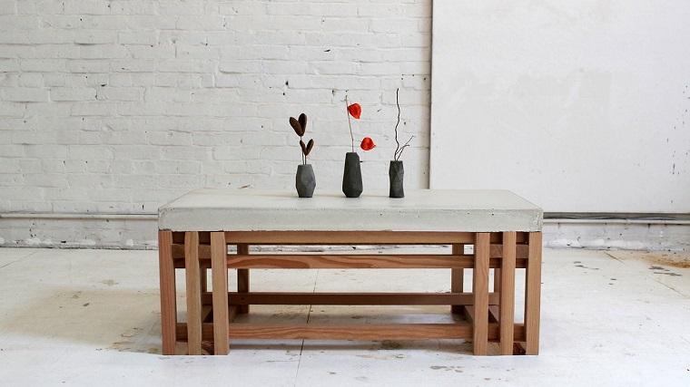 tavolo legno-idea-fai-da-te