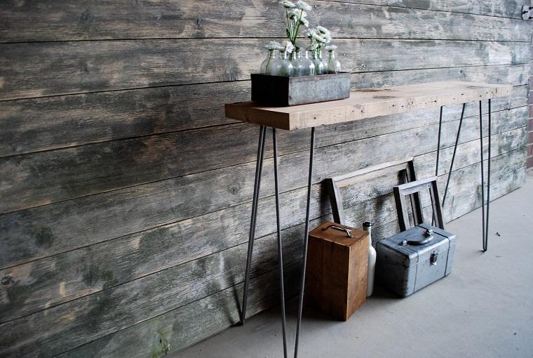 tavolo-legno-idea-stile-industriale