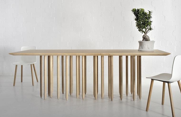 tavolo legno-proposta-design-originale