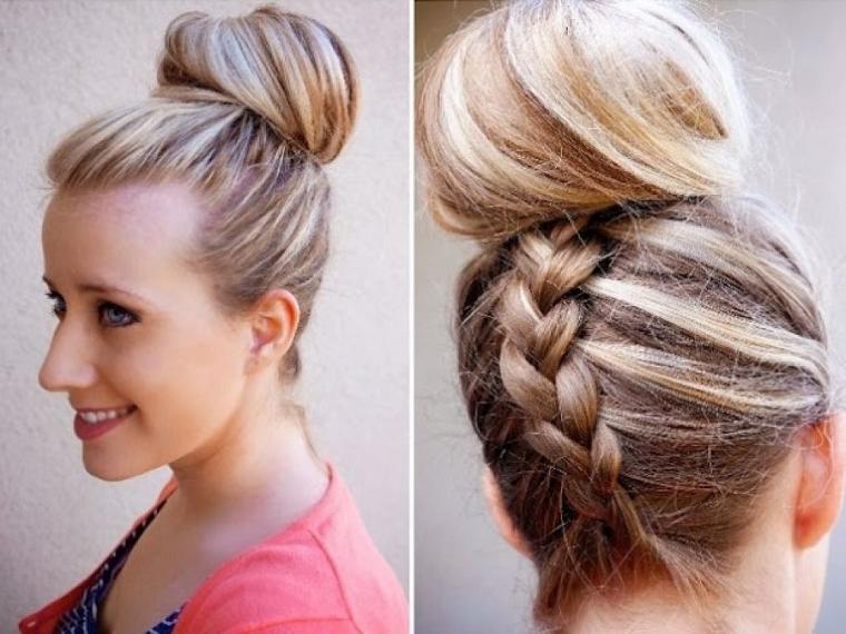acconciature-per-capelli-lunghi-chignon