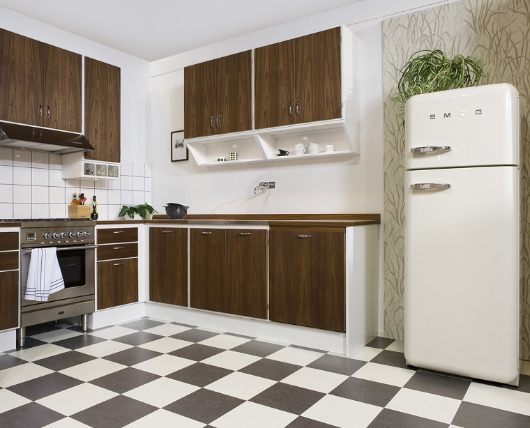 arredamento-anni-60-idea-cucina