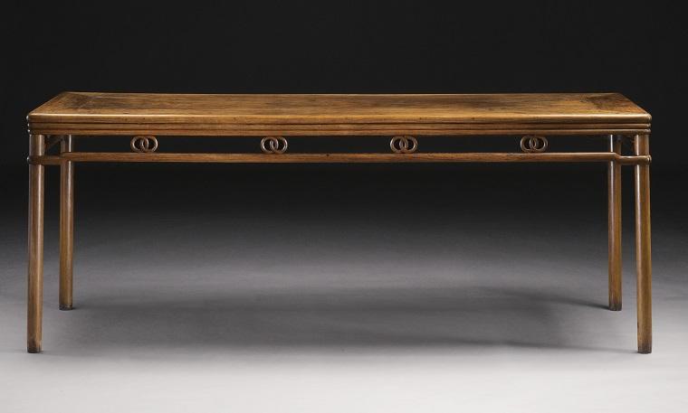 arredamento-anni-60-tavolo-legno