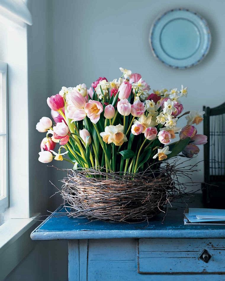 composizioni-di-fiori-tulipani-rosa