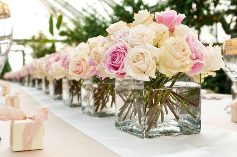 composizioni floreali-centrotavola-matrimonio