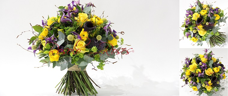 composizioni-floreali-idea-rose-gialle