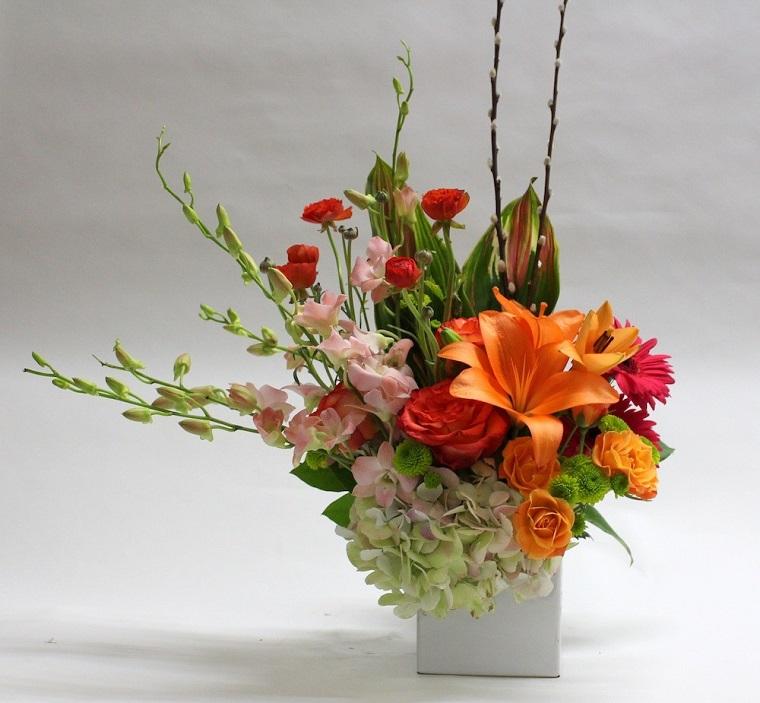 composizioni-floreali-idea-toni-caldi