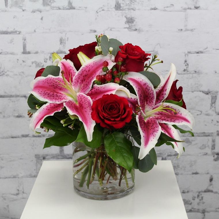composizioni-floreali-orchidee-rosa-bianche