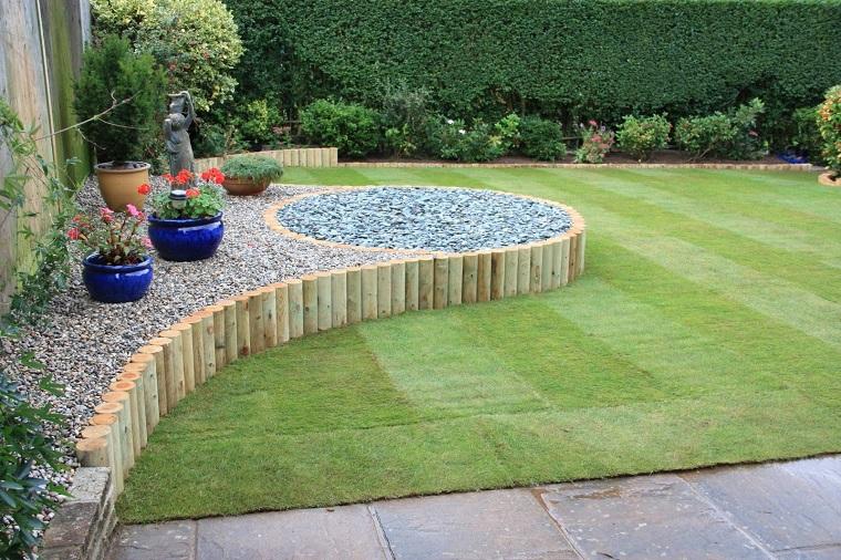 giardini con sassi tante idee per valorizzare lo spazio