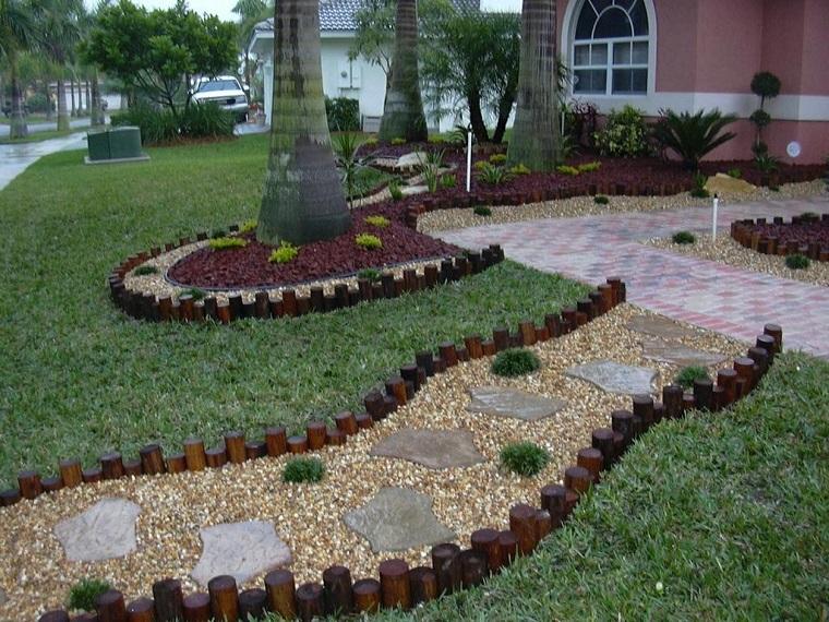 Giardini con sassi tante idee per valorizzare lo spazio for Sassi finti per giardini