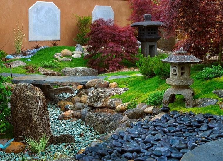 giardini con sassi-ispirazione-zen