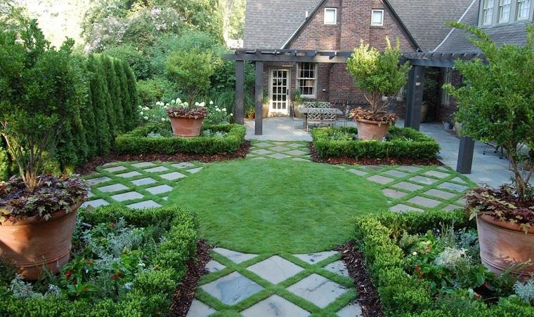 Giardini con sassi tante idee per valorizzare lo spazio for Sassi finti per esterno