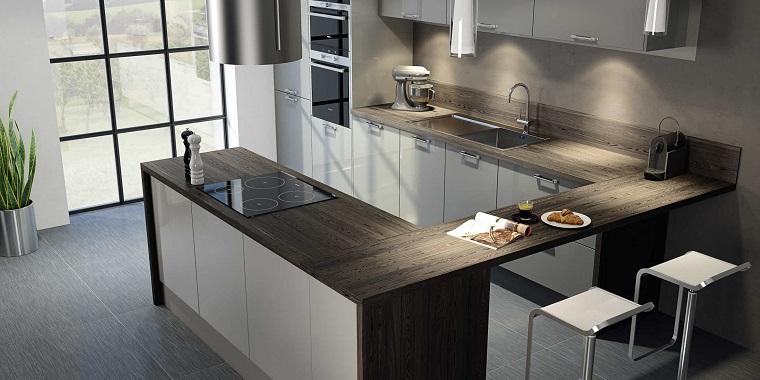 idee arredo casa-cucina-stile-moderno