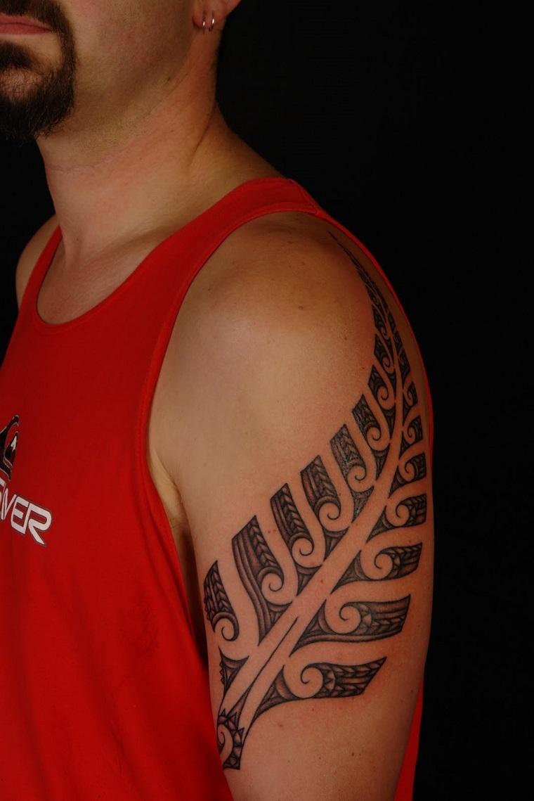 maori-tattoo-disegno-semplice