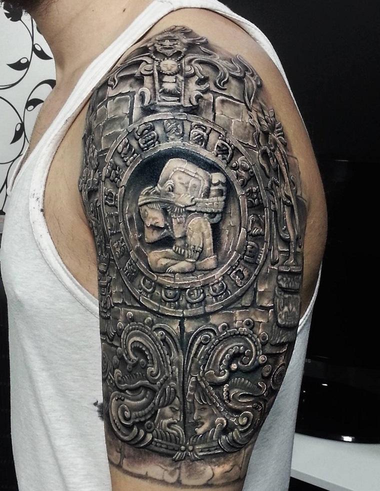 maori-tattoo-disegno-tridimensionale