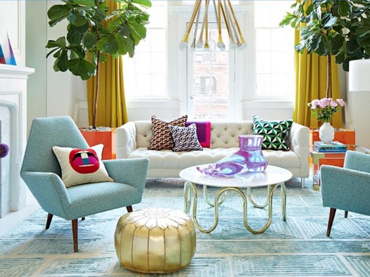 mobili-anni-60-salottino-colorato