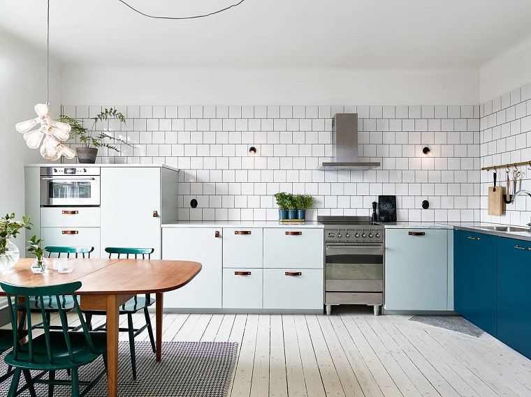 parquet chiaro-idea-cucina-scandinava