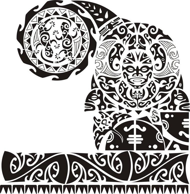 tattoo-maori-idea-spalla-braccio