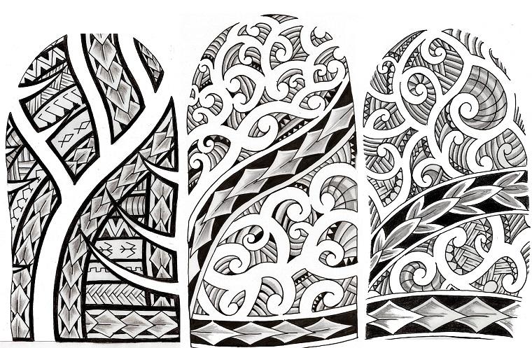 tattoo maori-tre-idee-parte-alta-braccio