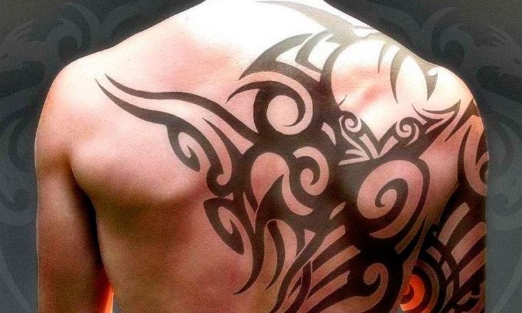 tatuaggi maori-idea-schiena