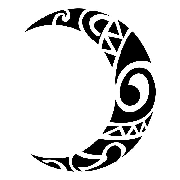 tatuaggio-maori-idea-forma-luna
