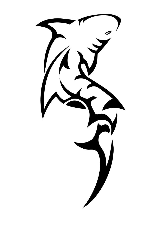tatuaggio-maori-idea-piccolo-squalo