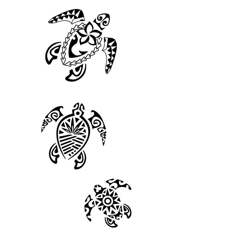 tatuaggio-maori-idea-tartarughe