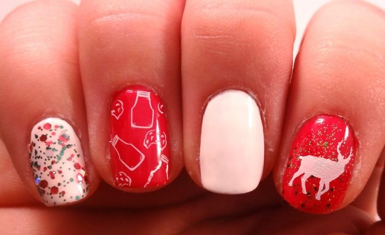 unghie-natale-proposta-bianco-rosso