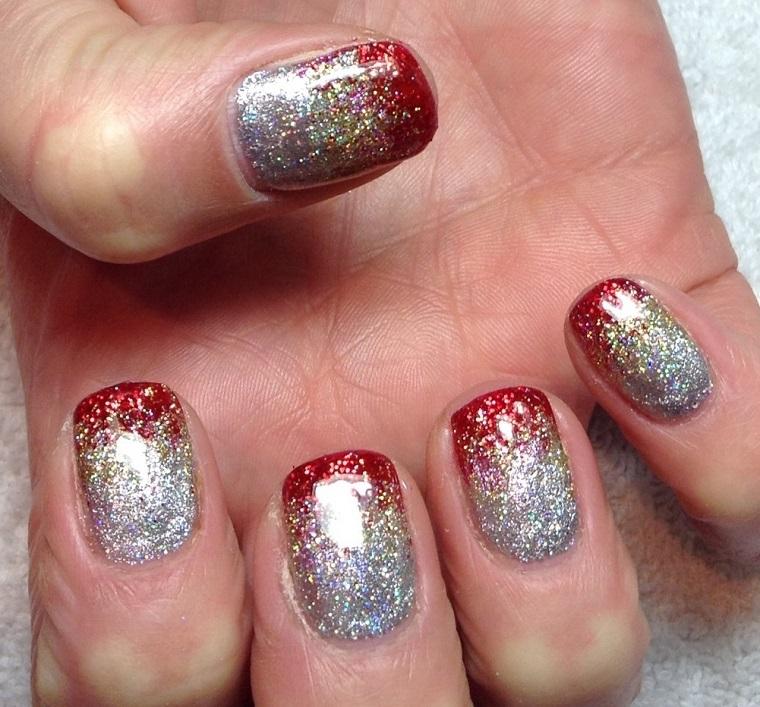 unghie natalizie-proposta-glitterata