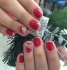 unghie-natalizie-rosse-anulare-brillantini