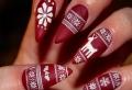 Unghie natalizie: cento idee per la manicure delle feste