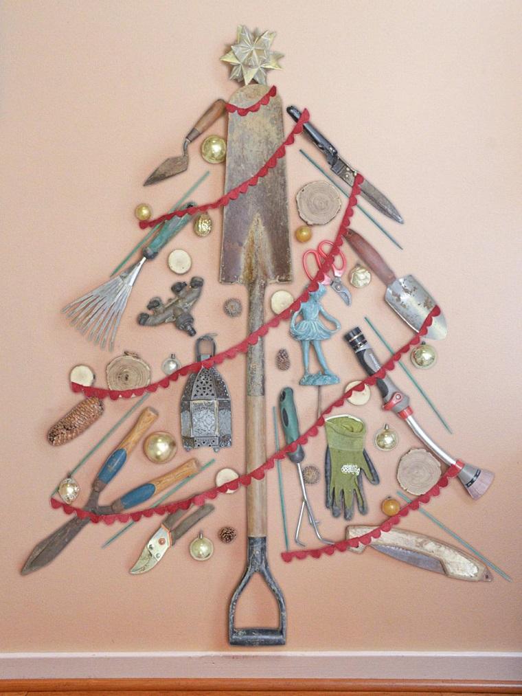 alberi di natale particolari-idea-utensili