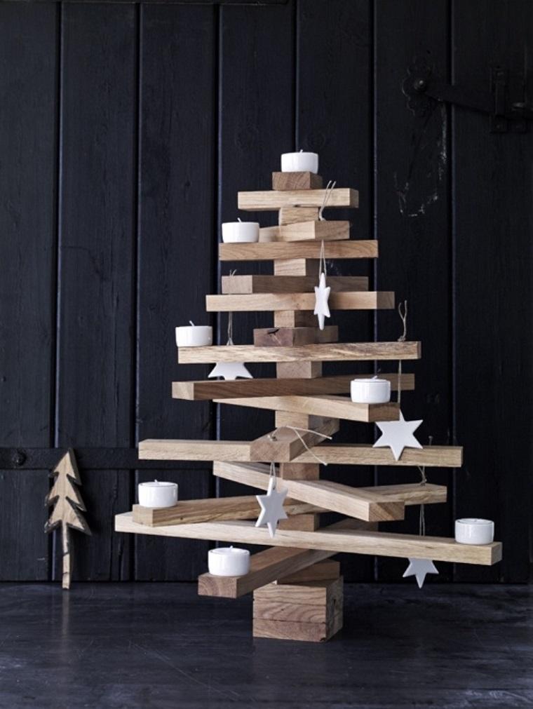 alberi-di-natale-particolari-liste-legno