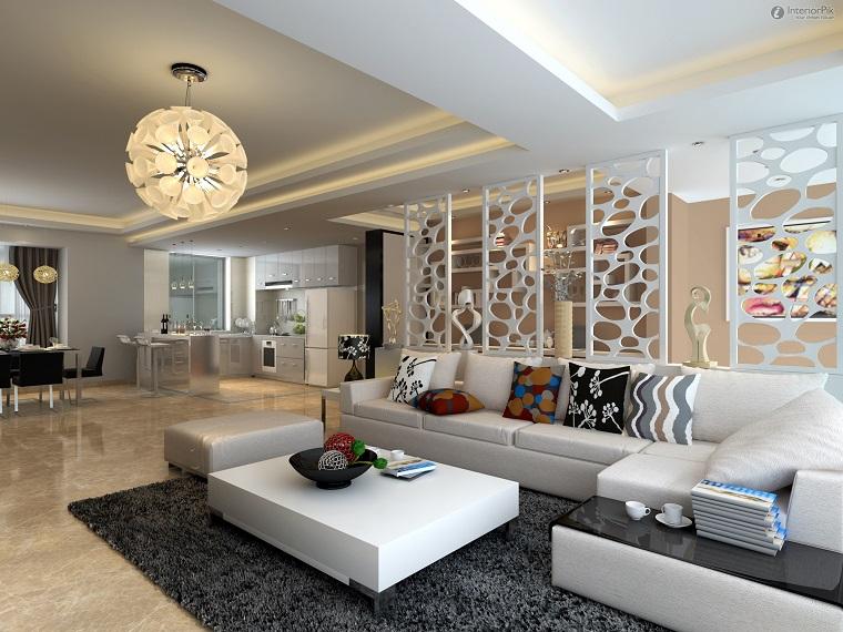 Arredamento salotto moderno: 25 idee in chiave contemporanea ...