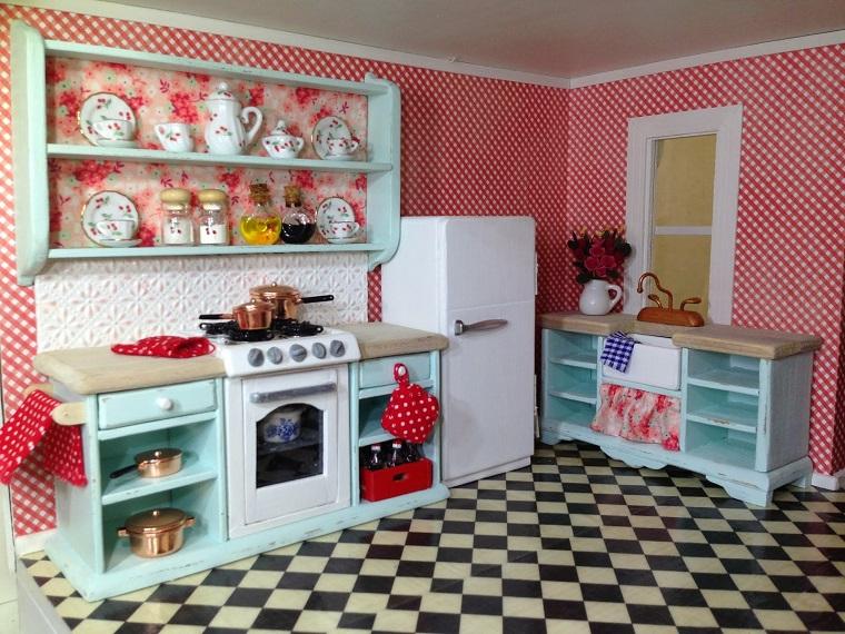 arredamento-shabby-chic-idea-cucina