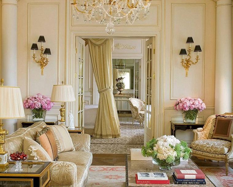 arredamento-shabby-chic-salotto-elegante