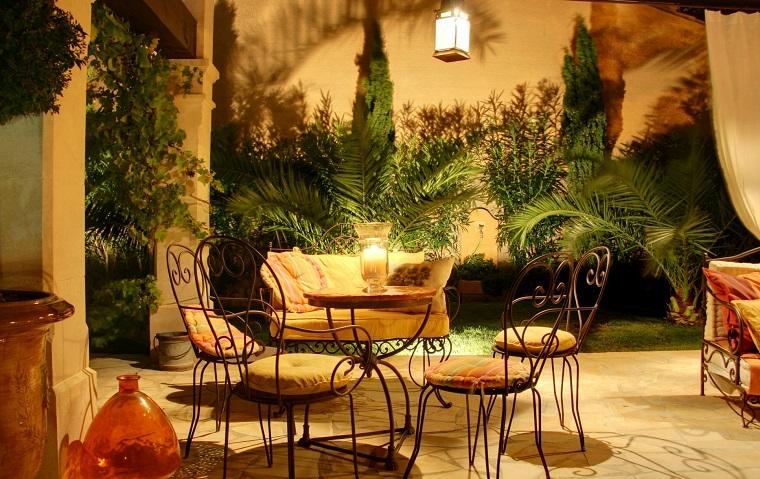 arredamento-terrazzo.mobili-ferro-battuto