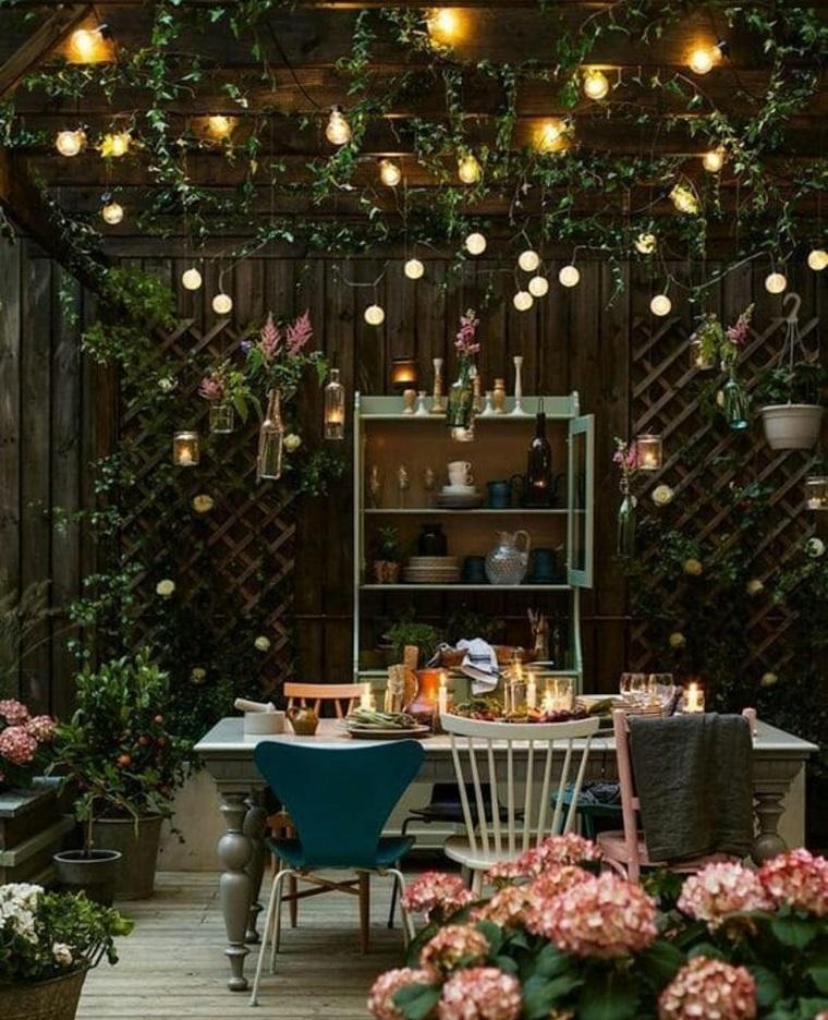 Beautiful Illuminazione Terrazzo Ideas - Idee Arredamento Casa ...