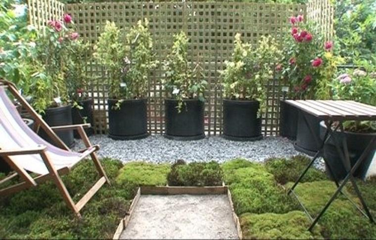 arredare il terrazzo ecco come ricreare un 39 oasi di relax. Black Bedroom Furniture Sets. Home Design Ideas