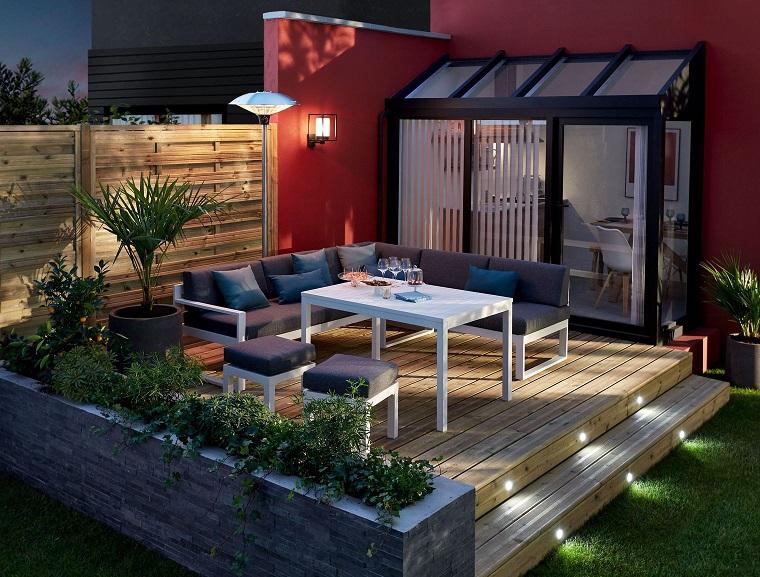 Arredare il terrazzo ecco come ricreare un 39 oasi di relax for Arredo terrazzo outlet
