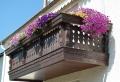 Balconi fioriti: un'esplosione di mille colori e profumi inebrianti