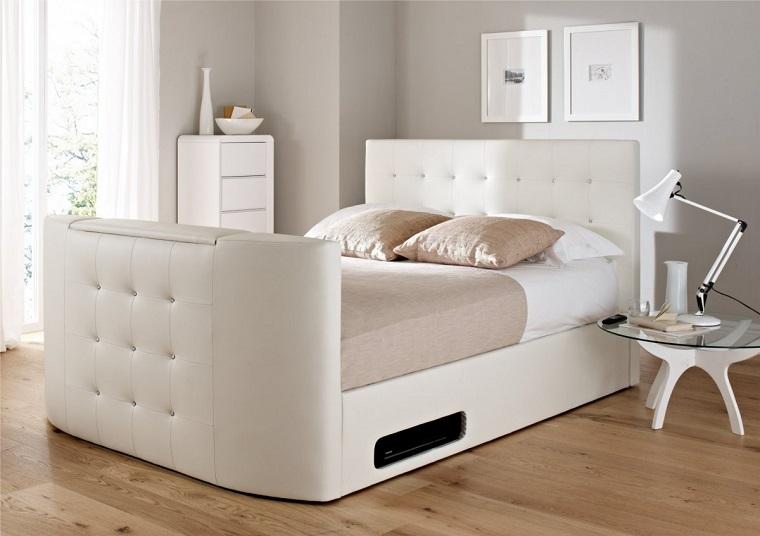 Colori pareti camera da letto tante idee con pitture e - Camera da letto tortora ...