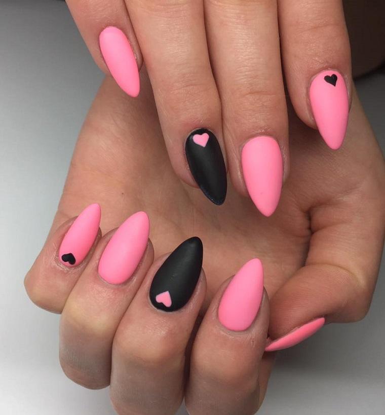 colori-unghie-smalti-rosa-grigio-opachi