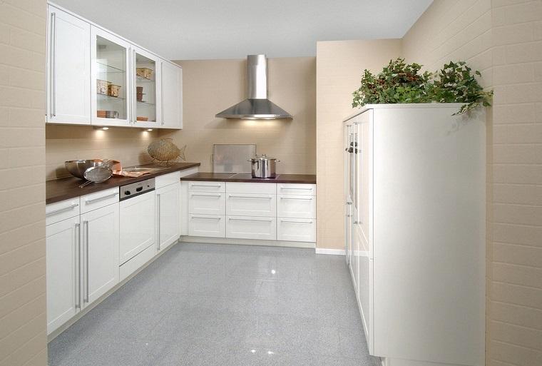 Cucine Moderne Bianche E Nero : Cucine moderne ad angolo un ventaglio di soluzioni belle