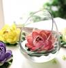 decorazioni-casa-ninfea-rosa-vaso-vetro